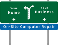 One Stop Computer Shop - We offer onsite service of computers and all other eletronic devices, serving the entire metro Kansas City area.